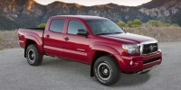 2011 Toyota Tacoma Regular, Access, Double Cab, X-Runner, PreRunner V6 4WD Review