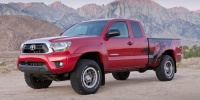 2013 Toyota Tacoma Regular, Access, Double Cab, X-Runner, PreRunner V6 4WD Review