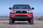 2015 Toyota Tacoma Access Cab V6 4WD in Barcelona Red Metallic - Static Frontal View