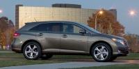 2011 Toyota Venza, V6 AWD Review
