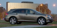 2012 Toyota Venza, LE, XLE, Limited V6 AWD Review