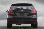 2014 Toyota Venza Limited 4WD in Cosmic Gray Mica - Static Rear View