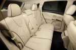 2014 Toyota Venza Limited 4WD Rear Seats in Ivory