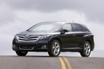 2014 Toyota Venza Limited 4WD in Cosmic Gray Mica - Static Front Left Three-quarter View