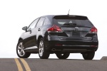 2014 Toyota Venza Limited 4WD in Cosmic Gray Mica - Static Rear Left Three-quarter View