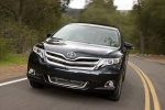 2014 Toyota Venza Limited 4WD in Cosmic Gray Mica - Driving Frontal View