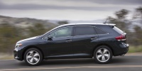 2014 Toyota Venza, LE, XLE, Limited V6 AWD Review