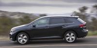 2014 Toyota Venza, LE, XLE, Limited V6 AWD