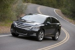 2015 Toyota Venza Limited 4WD in Cosmic Gray Mica - Static Front Left View