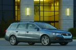 2010 Volkswagen Passat Wagon 2.0T in Island Gray Metallic - Static Front Right Three-quarter View