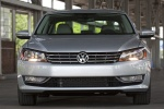 2012 Volkswagen Passat Sedan 3.6 SE in Tungsten Silver Metallic - Static Frontal View