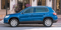 2011 Volkswagen Tiguan S, SE, SEL, AWD, VW Review