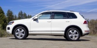 2011 Volkswagen Touareg Sport, Lux, Hybrid, AWD, VW Pictures