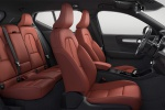 2020 Volvo XC40 T5 Inscription AWD Interior in Oxide Red