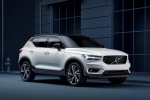 2020 Volvo XC40 T5 R-Design AWD in Crystal White Metallic - Static Front Right Three-quarter View