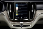 2018 Volvo XC60 T6 AWD Dashboard Screen