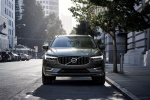 2018 Volvo XC60 T6 AWD in Pine Gray Metallic - Static Frontal View