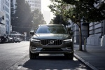 2019 Volvo XC60 T6 AWD in Pine Gray Metallic - Static Frontal View